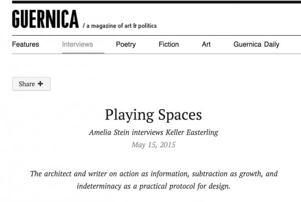 Playing Spaces