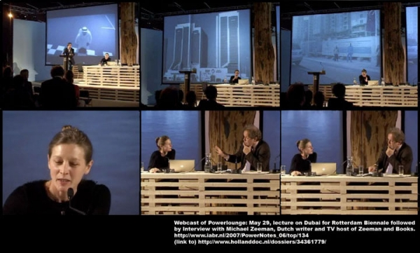 Webcast: Powerlounge: Rotterdam Biennale