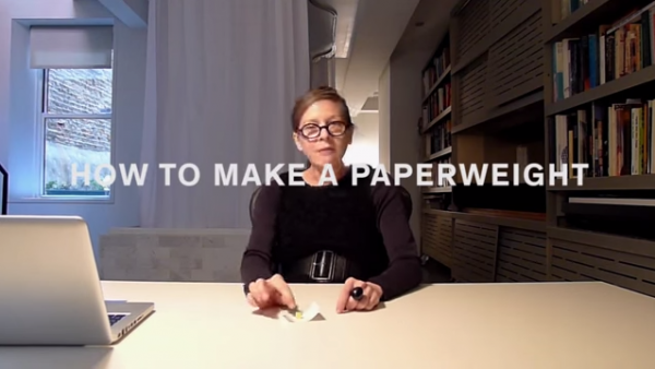 How to Make a Paperweight