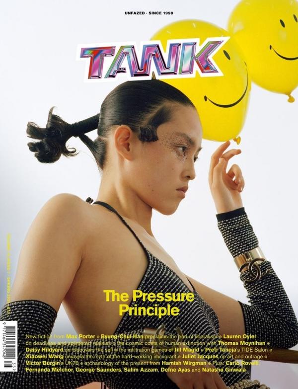 TANK Magazine Interview with Guy MacKinnon-Little